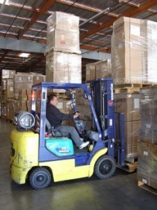 Warehouse and logistics service in VA